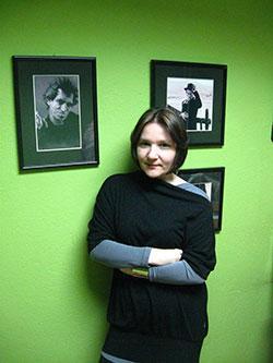 Илина Јакимовска
